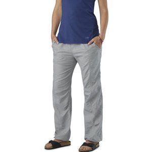 Pants - Arcteryx Roxen Gray Linen Pants Loose Sz 10